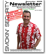 Smokin Security Newsletter