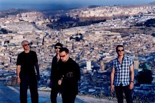 Security Marketing Guru's favorite band U2