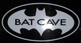 Security Marketing Guru BAT CAVE