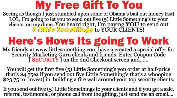 My Free Gift