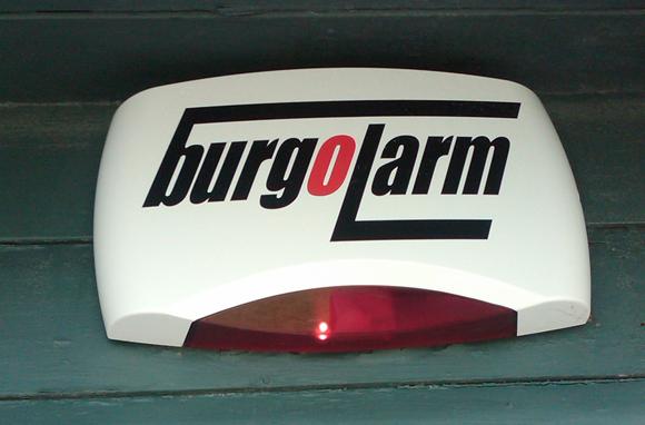 Security Marketing Ireland Alarm Sounder