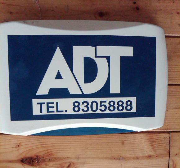 Ireland ADT Alarm Sounder