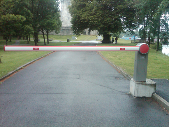 Irish Gate Opener