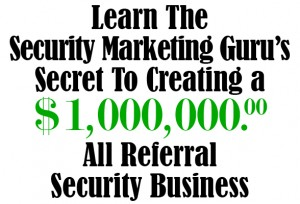 All Referral Security Business