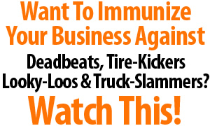 Immunize Your Security Business