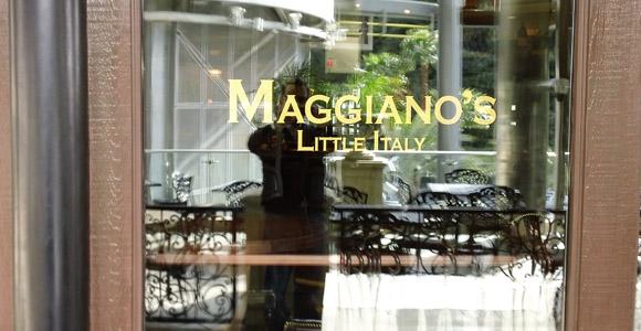 Maggianos Restaurant