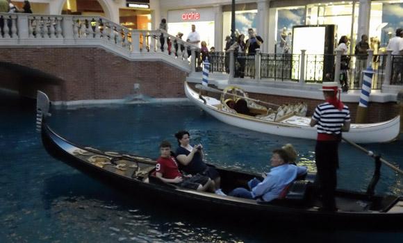 Venice or Las Vegas