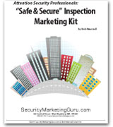 Safe & Secure Inspection Marketing Kit
