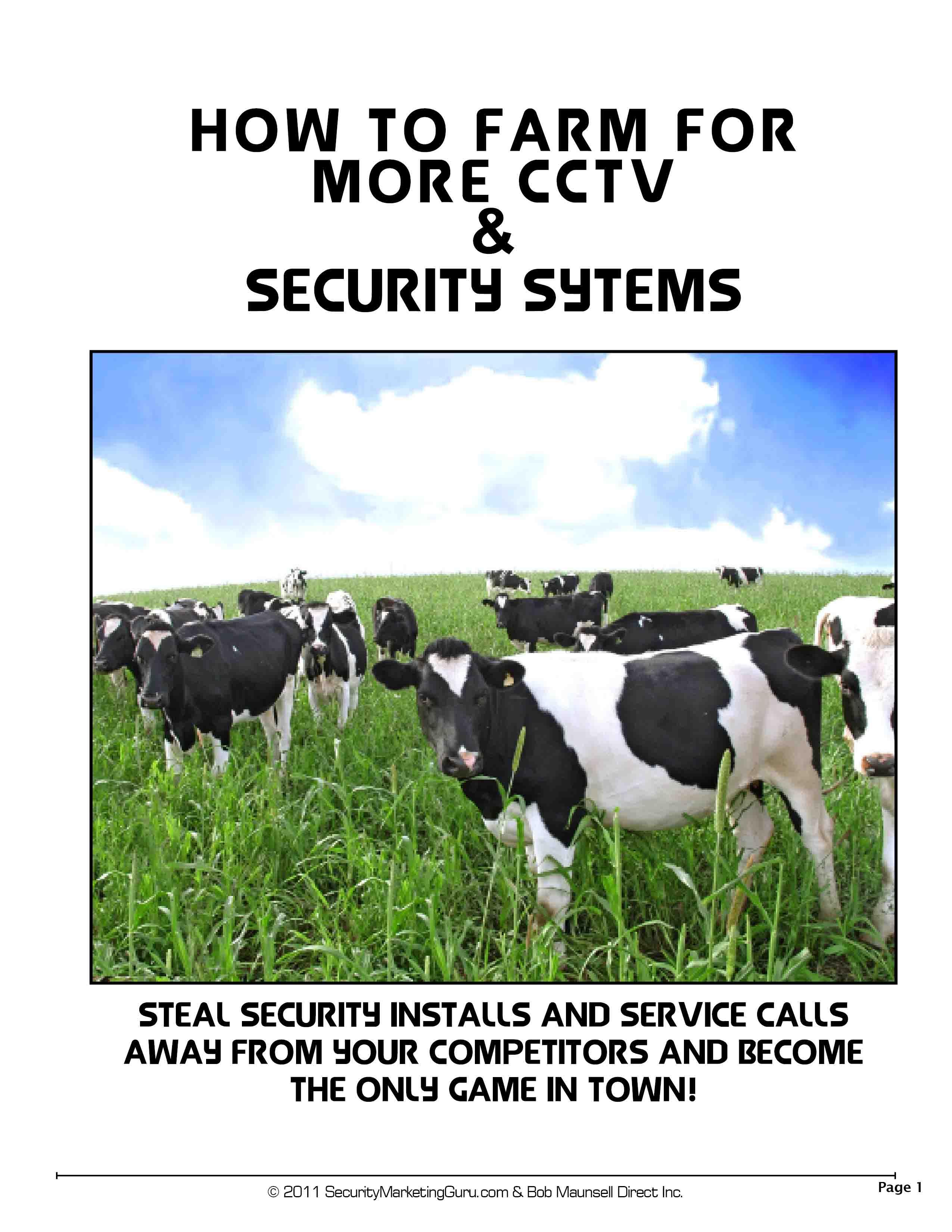 SSN-August 2011 Farming CCTV