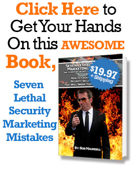 Seven Lethal Security Marketing Mistakes