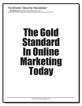 The Gold Standard In Online Marketing