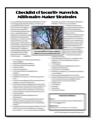 Checklist-of-Security-Mavericks