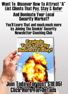 Smokin' Security Newsletter