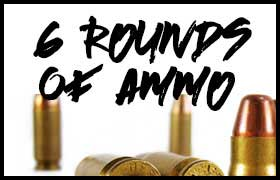[Weekend Reading] 6 Rounds Of Ammo – Vol 3